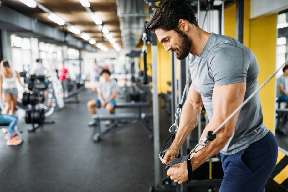 Достаточно ли тренироваться один раз в неделю? Отвечает профессиональный  спортсмен - Чемпионат