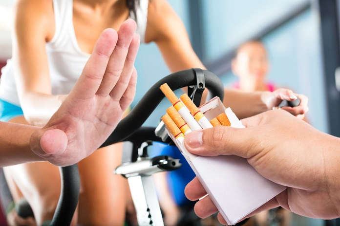 How To Get Back In Shape After Quitting Smoking