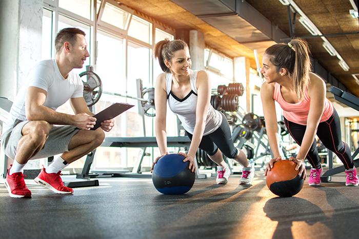 Формирование новой концепции тренировок в небольших группах - Precor