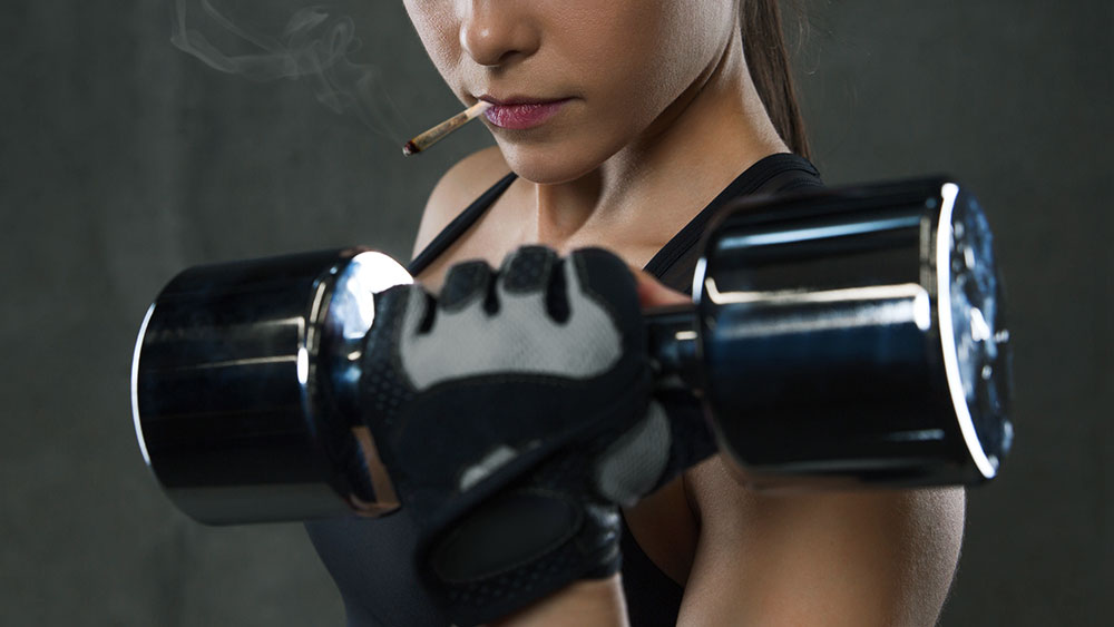 6 Reasons Why Smoking Weed and Working Out Works